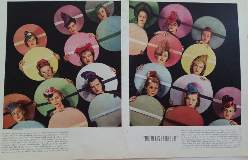 1938 Madam has a funny women