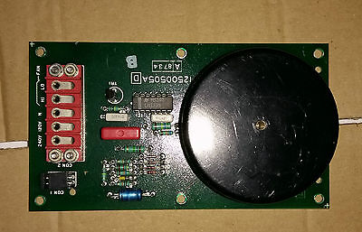12509505a Pcb For Solartron Sclumberger 1250 1254 Frequency Response Analyzer