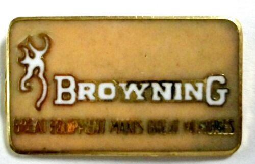 Browning Firearms Hat Tac or Lapel Pin