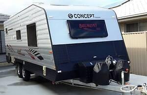 2014 Caravan - Concept Belmont 1000 Pottsville Tweed Heads Area Preview