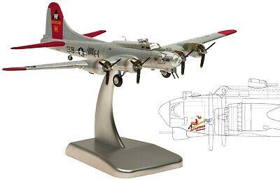 NEU HOGAN 1//200 Boeing B-17G Flying Fortress Flugzeugmodell USAAC OVP