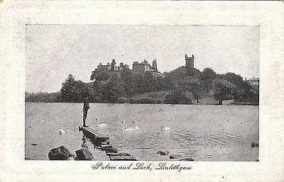 Palace & Loch, LINLITHGOW, West Lothian