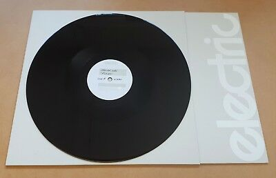 "IMELDA MAY Psycho / My Baby Left Me 2010 UK Electric Mastering 12"" metal acetate"
