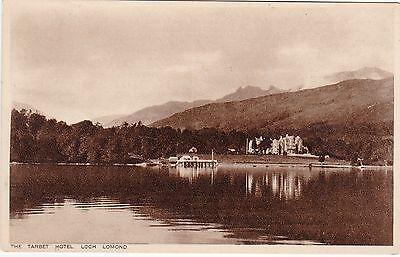 The Hotel from Loch Lomond, TARBET, Dunbartonshire