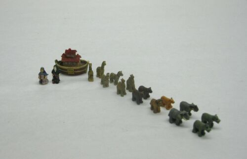 Dollhouse Miniature Bespaq Noah
