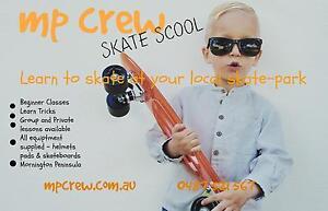 Skateboard lessons Mornington Mornington Peninsula Preview