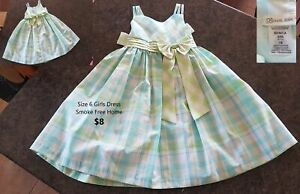 Size 6 - Girls Dress