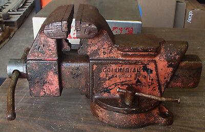 Columbian D45-m4 Swivel Base Bench Vise Make Offer