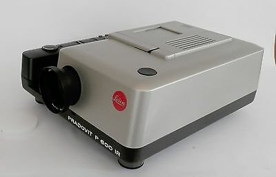 Leica Pradovit P600 IR Projector with 90mm F2.5 Colorplan P2 Lens #1023