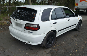 Cammed N15sss pulsar,sr20,5spd,rego-3k FIRM-located in Newcastle Newcastle Newcastle Area Preview