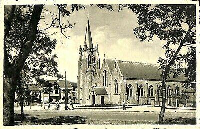 CPA - Belgique -  De Panne - La Panne - L'Eglise St-Pierre