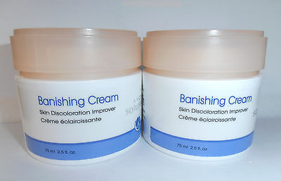 Avon Solutions Banishing Cream Skin Discoloration Improver Set Of 2
