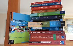 13 Finance textbooks Goolwa Alexandrina Area Preview