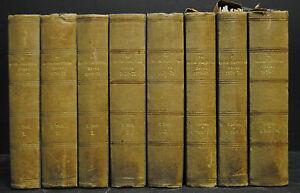 Deutsch-Französischer Krieg 1870-1871 – 5 Textbände u. 3 Kartenmappen - 1874-81
