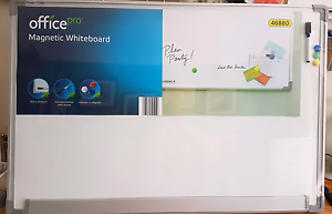 Magnetic Whiteboard 900x600 NEW North Epping Hornsby Area Preview