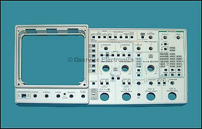 Tektronix 386-3339-00 Front Panel Assy For 2247a Series Oscilloscopes