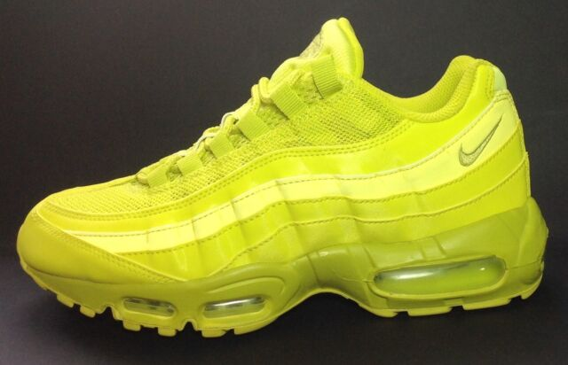 2dcaf5df92 Nike WMNS Air Max 95 High Voltage – Sonic Yellow