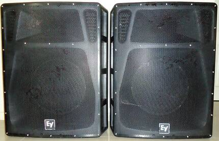 EV weather resistant speakers Sx500PI+ with stainless grill