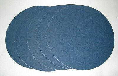 12 Psa Sanding Disc 60 Or 80 Grit 5-pack