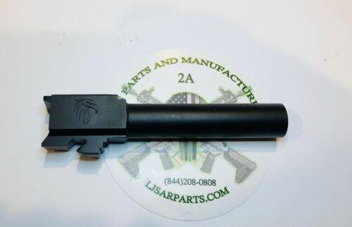 Factory New 9mm 9x19 Barrel For Glock 19 4150 CMV, Nitride Fits GEN 3,4,940C-LFA