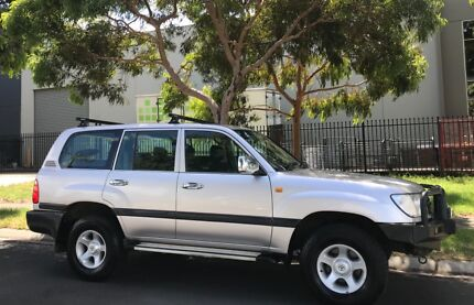 2000  LandCruiser GXL, Auto, RWC, 11 months registration! Moorabbin Kingston Area Preview