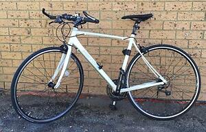 Road Bike (large frame) + Essential Cycling Kit Green Point Gosford Area Preview