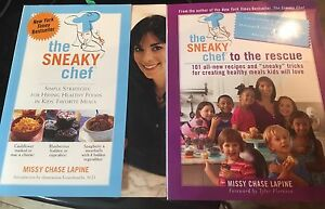 Sneaky chef cookbooks