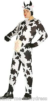 Tier Junggesellenabschied Lustig Kostüm Kleid Outfit Groß (Jungen Kuh Kostüm)
