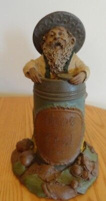 Tom Clark Gnome Hops & Fest 1986 Signed Retired Special Commission Gnome