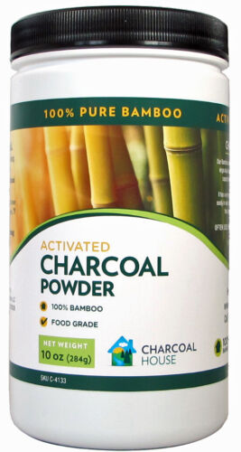 1qt Bamboo Activated Charcoal Powder – Beauty and Cosmetics