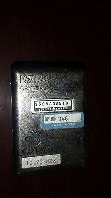 Hp 10544a Oscillator Option H46