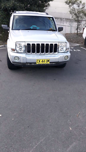 Jeep commander limited  edition  2007 Old Toongabbie Parramatta Area Preview