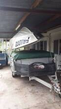 Offroad Camper (Johnno's) & 15hp 3.6m Tinny & foldable trailer Indooroopilly Brisbane South West Preview