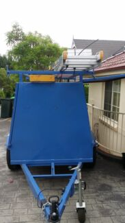 Fully covered trailer Baulkham Hills The Hills District Preview