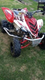 Swap quad for Kawasaki 250/450  Inverell Inverell Area Preview