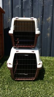 PET CARRIER B/NEW chicken rabbit cat guinea pig 2 SIZES AVAILABLE