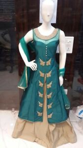 Indian pakistani ladies splendid fusion navratri dresses chanyia