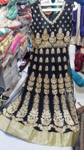 Ladies punjabi suits Dupatta size 42 to 56 plus Anarkali gown