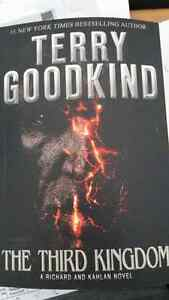 Terry Goodkind - The Third Kingdom Camden Camden Area Preview