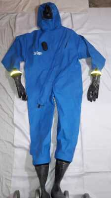 Drager work master protective suit  size L