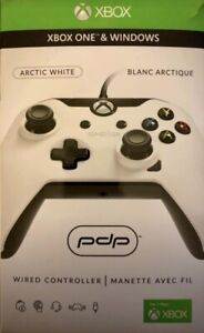 Xbox Wired Controller for Xbox One & windows (Arctic white )used