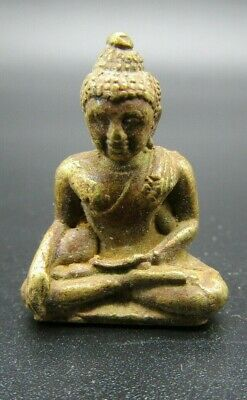 Post Medieval Thai Buddha votive figurine