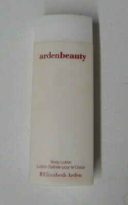 6.8oz ELIZABETH ARDEN HYDRATING BODY LOTION unsealed