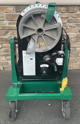 Greenlee 854 Smart Bender 12-2 Emt Imc Rigid Electric Pipe Bender 855 555