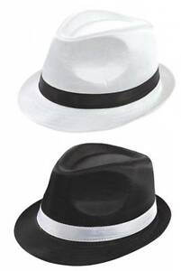 Childrens-kids-Satin-trilby-hat-with-band-2-sizes-FREE-fast-post-1st-class