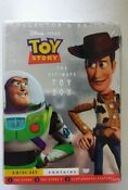 Toy Story 2 and 3 DVD