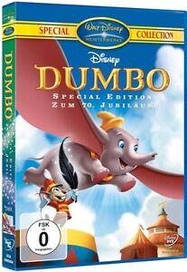 DVD Walt Disney Meisterwerke DUMBO # Special Edition ++NEU