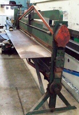 9998 Engal Bendall Sheet Metal Brake