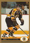 Topps Boston Bruins Team Set Modern (1970-Now) Hockey Cards