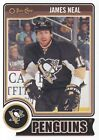 O-PEE-CHEE James Neal Pittsburgh Penguins Hockey Cards